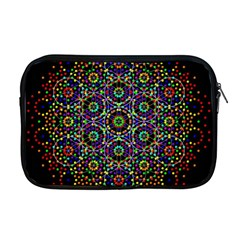 The Flower Of Life Apple Macbook Pro 17  Zipper Case by BangZart