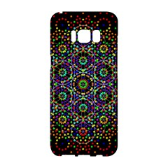 The Flower Of Life Samsung Galaxy S8 Hardshell Case