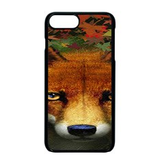 Fox Apple Iphone 7 Plus Seamless Case (black) by BangZart