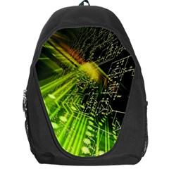 Electronics Machine Technology Circuit Electronic Computer Technics Detail Psychedelic Abstract Patt Backpack Bag