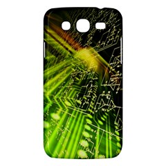 Electronics Machine Technology Circuit Electronic Computer Technics Detail Psychedelic Abstract Patt Samsung Galaxy Mega 5 8 I9152 Hardshell Case