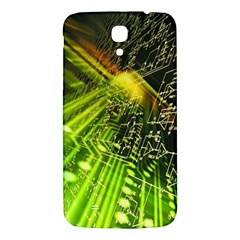 Electronics Machine Technology Circuit Electronic Computer Technics Detail Psychedelic Abstract Patt Samsung Galaxy Mega I9200 Hardshell Back Case by BangZart