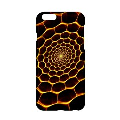 Honeycomb Art Apple Iphone 6/6s Hardshell Case by BangZart