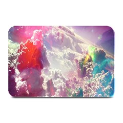 Clouds Multicolor Fantasy Art Skies Plate Mats by BangZart