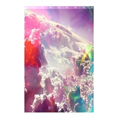 Clouds Multicolor Fantasy Art Skies Shower Curtain 48  X 72  (small)  by BangZart