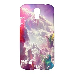 Clouds Multicolor Fantasy Art Skies Samsung Galaxy S4 I9500/i9505 Hardshell Case