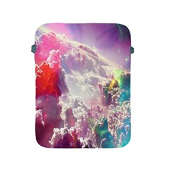 Clouds Multicolor Fantasy Art Skies Apple Ipad 2/3/4 Protective Soft Cases by BangZart