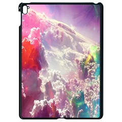 Clouds Multicolor Fantasy Art Skies Apple Ipad Pro 9 7   Black Seamless Case by BangZart
