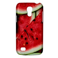 Fresh Watermelon Slices Texture Galaxy S4 Mini by BangZart