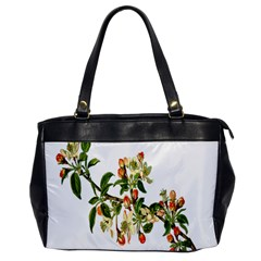 Apple Branch Deciduous Fruit Office Handbags by Nexatart