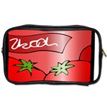 Beverage Can Drink Juice Tomato Toiletries Bags 2-Side Front