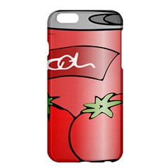 Beverage Can Drink Juice Tomato Apple Iphone 6 Plus/6s Plus Hardshell Case