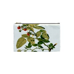 Berries Berry Food Fruit Herbal Cosmetic Bag (small)