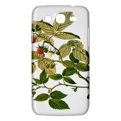 Berries Berry Food Fruit Herbal Samsung Galaxy Mega 5 8 I9152 Hardshell Case  by Nexatart