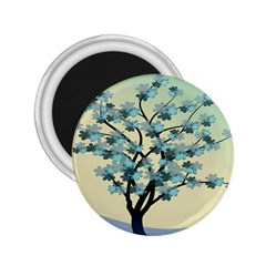 Branches Field Flora Forest Fruits 2 25  Magnets by Nexatart