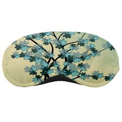 Branches Field Flora Forest Fruits Sleeping Masks