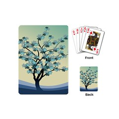 Branches Field Flora Forest Fruits Playing Cards (mini)  by Nexatart