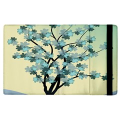 Branches Field Flora Forest Fruits Apple Ipad 2 Flip Case