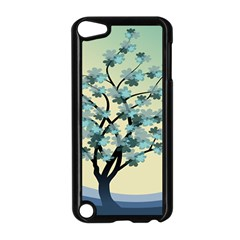 Branches Field Flora Forest Fruits Apple Ipod Touch 5 Case (black)