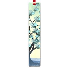 Branches Field Flora Forest Fruits Large Book Marks by Nexatart