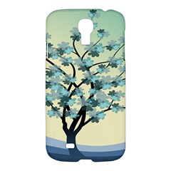 Branches Field Flora Forest Fruits Samsung Galaxy S4 I9500/i9505 Hardshell Case