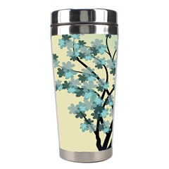 Branches Field Flora Forest Fruits Stainless Steel Travel Tumblers by Nexatart