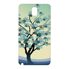 Branches Field Flora Forest Fruits Samsung Galaxy Note 3 N9005 Hardshell Back Case by Nexatart