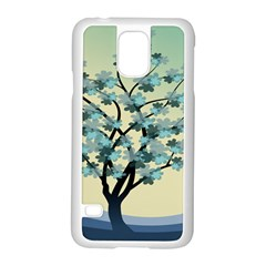 Branches Field Flora Forest Fruits Samsung Galaxy S5 Case (white) by Nexatart