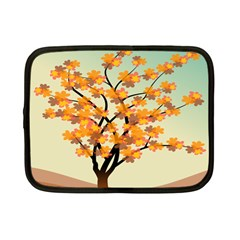 Branches Field Flora Forest Fruits Netbook Case (small)  by Nexatart