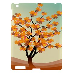 Branches Field Flora Forest Fruits Apple Ipad 3/4 Hardshell Case