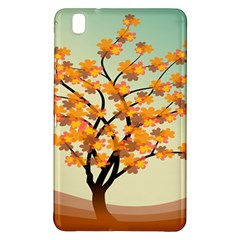 Branches Field Flora Forest Fruits Samsung Galaxy Tab Pro 8 4 Hardshell Case by Nexatart
