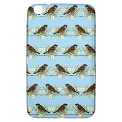 Sparrows Samsung Galaxy Tab 3 (8 ) T3100 Hardshell Case  by SuperPatterns