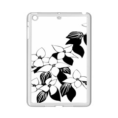 Ecological Floral Flowers Leaf Ipad Mini 2 Enamel Coated Cases by Nexatart