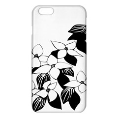 Ecological Floral Flowers Leaf Iphone 6 Plus/6s Plus Tpu Case by Nexatart