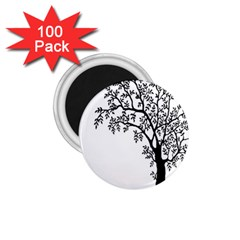 Flowers Landscape Nature Plant 1 75  Magnets (100 Pack)  by Nexatart