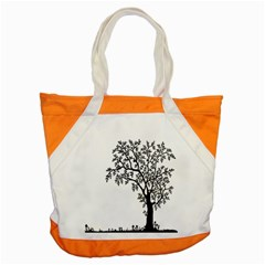 Flowers Landscape Nature Plant Accent Tote Bag