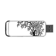 Flowers Landscape Nature Plant Portable Usb Flash (two Sides) by Nexatart