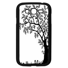 Flowers Landscape Nature Plant Samsung Galaxy Grand Duos I9082 Case (black)
