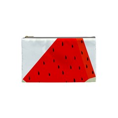 Fruit Harvest Slice Summer Cosmetic Bag (small)