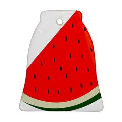 Fruit Harvest Slice Summer Bell Ornament (two Sides)
