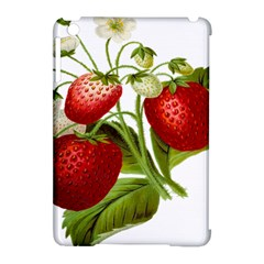 Food Fruit Leaf Leafy Leaves Apple Ipad Mini Hardshell Case (compatible With Smart Cover) by Nexatart
