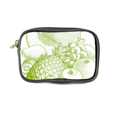Fruits Vintage Food Healthy Retro Coin Purse by Nexatart
