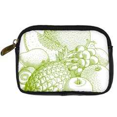 Fruits Vintage Food Healthy Retro Digital Camera Cases by Nexatart