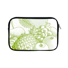 Fruits Vintage Food Healthy Retro Apple Ipad Mini Zipper Cases by Nexatart