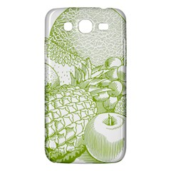 Fruits Vintage Food Healthy Retro Samsung Galaxy Mega 5 8 I9152 Hardshell Case  by Nexatart