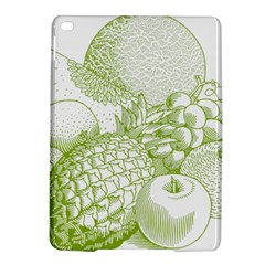 Fruits Vintage Food Healthy Retro Ipad Air 2 Hardshell Cases by Nexatart