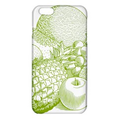 Fruits Vintage Food Healthy Retro Iphone 6 Plus/6s Plus Tpu Case by Nexatart