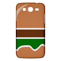Hamburger Fast Food A Sandwich Samsung Galaxy Mega 5 8 I9152 Hardshell Case  by Nexatart