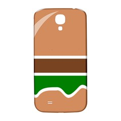 Hamburger Fast Food A Sandwich Samsung Galaxy S4 I9500/i9505  Hardshell Back Case