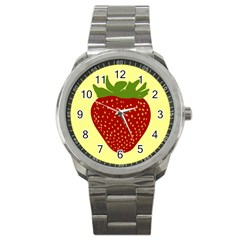 Nature Deserts Objects Isolated Sport Metal Watch